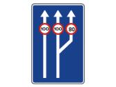 Circula a 70 km/h, ¿por qué carril es obligatorio circular? 1