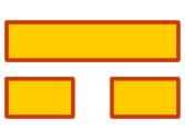 Las señales y placas de la parte trasera del camión, ¿qué indican? 2